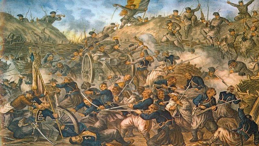 الحرب الروسية العثمانية