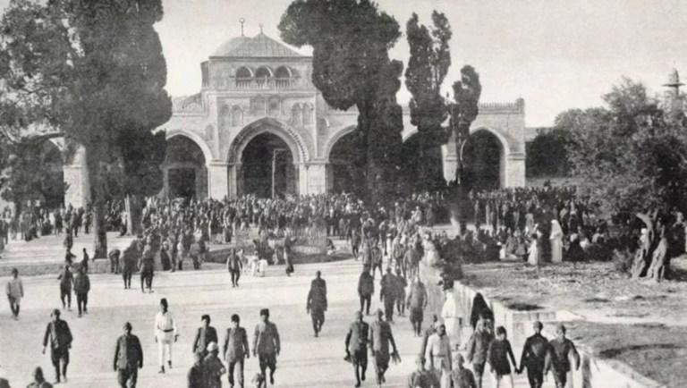 Ottomaans Palestina