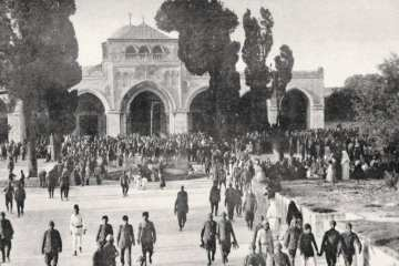 Al-Aqsa Mosque in the Ottoman Era