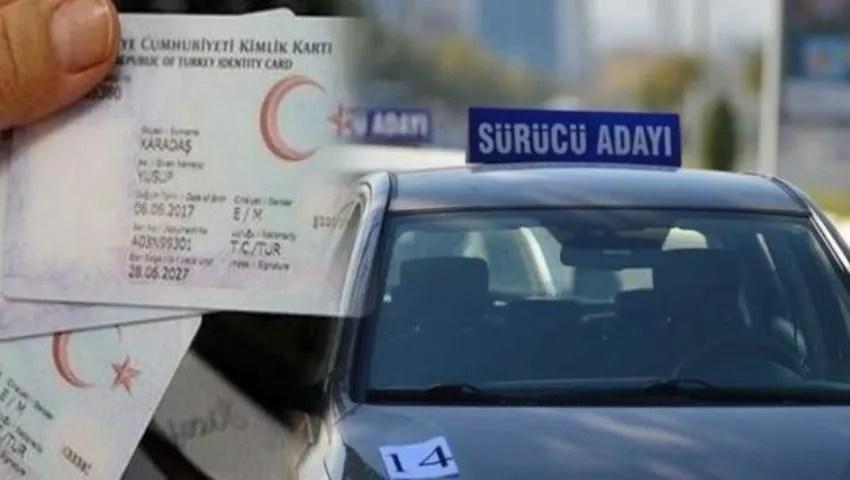 شهادة السواقة في تركيا
