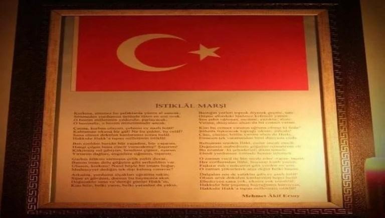 Imnul Național Turc