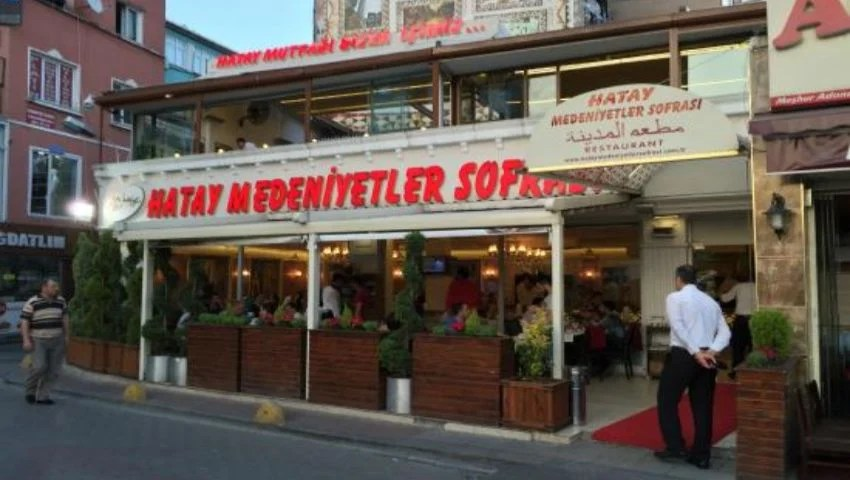 Burak restaurant Istanbul