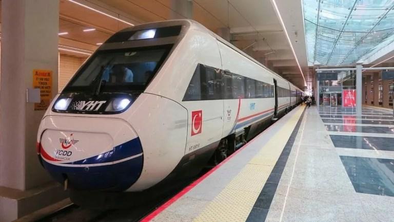 Tren de Eskisehir .. sus rutas y precios de los billetes