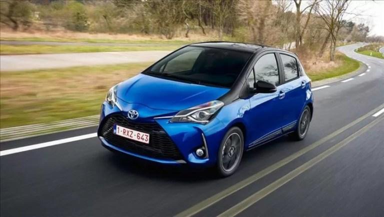 Preços de carros Toyota na Turquia