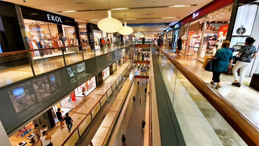 Terra City Einkaufszentrum Antalya