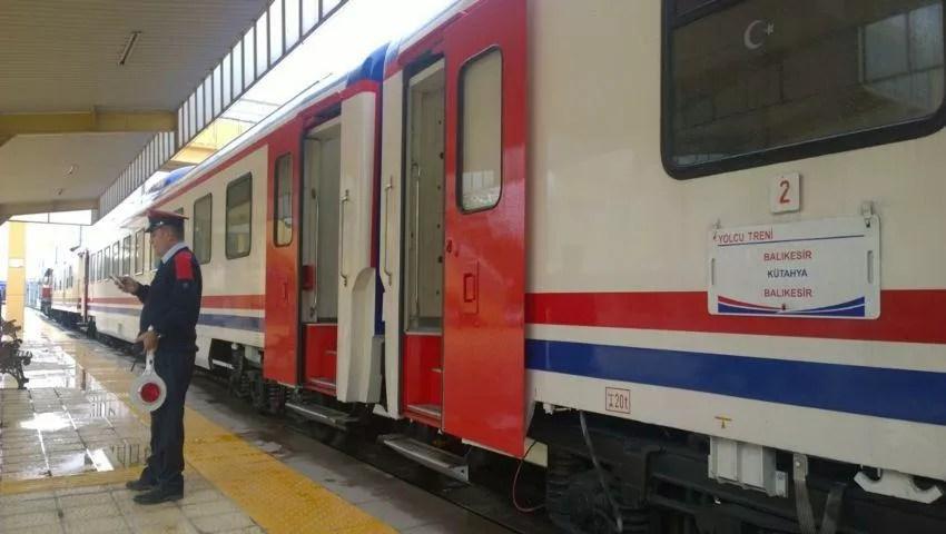 kutahya Train 1