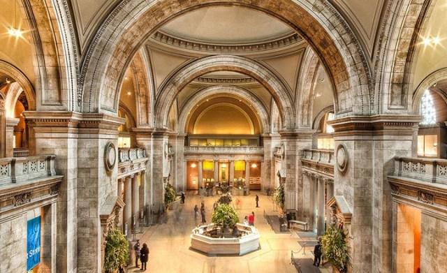 Metropolitan Müzesi'nde Yer  Alan Türk Eserleri Listesi