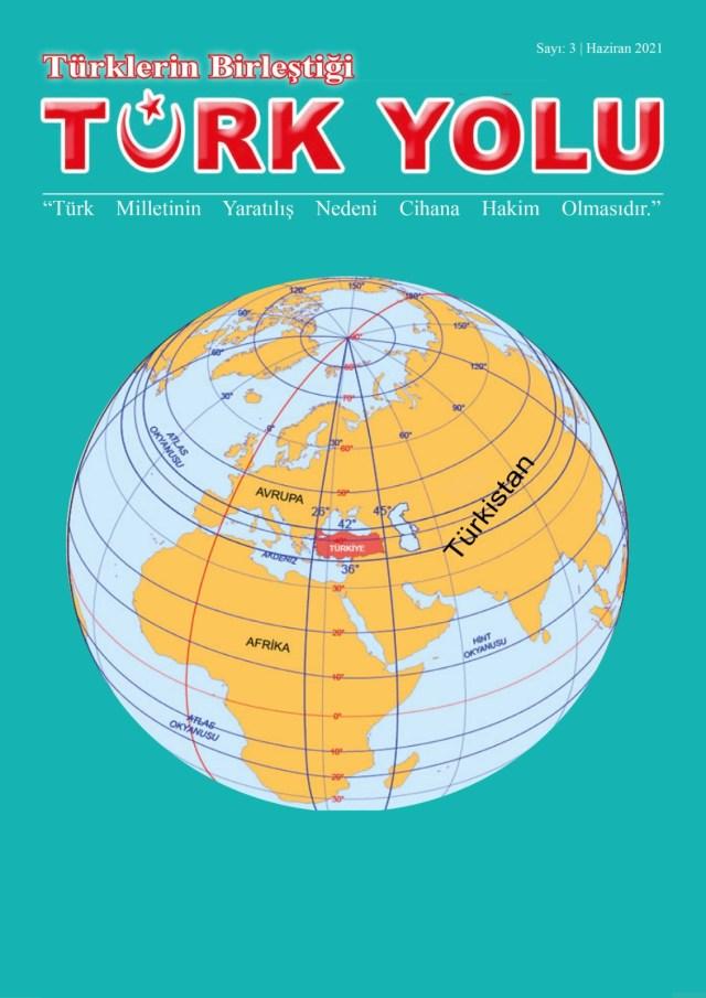 Türk Yolu Dergisi – Sayı 3