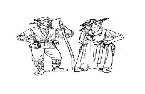 BANCUL ZILEI – Ion și Mărie la portiță