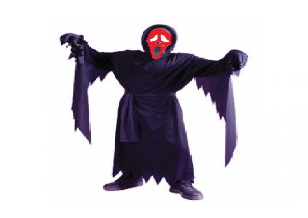 BANCUL ZILEI – Fantoma cu Ochii Albi