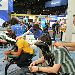 Office Chair Mat Ikea Chairs Poang Atlanta Massage   Corporate Mobile & Yoga - Turn 2 ...
