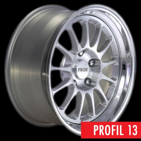 FIKSE WHEELS – PROFIL 1
