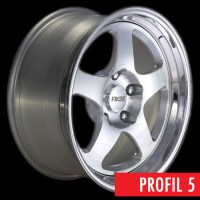 FIKSE WHEELS – PROFIL 5