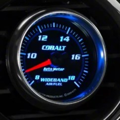Autometer Air Fuel Ratio Gauge Wiring Diagram 7 Wire Trailer Plug How To Install A Wideband On Your 1979 2014 Shop Parts In This Guide Auto Meter Cobalt