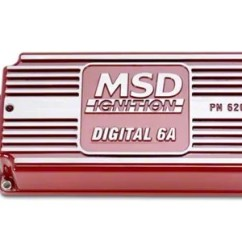 88 Mustang Alternator Wiring Diagram 480 Volt 3 Phase Heater How To Install An Msd 6a Digital Ignition Module On Your 1979 1995 American Muscle