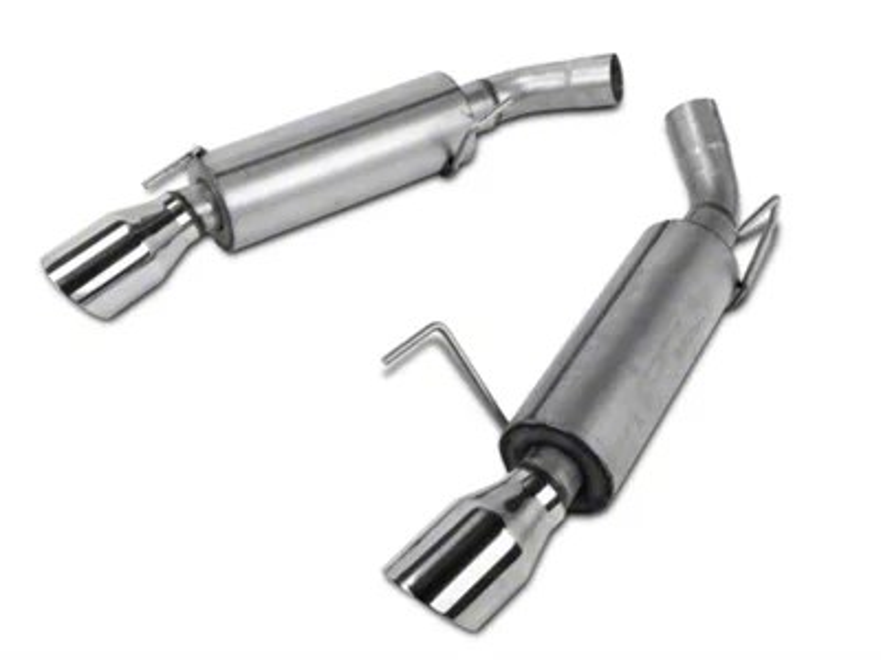 mbrp installer series axle back exhaust 05 10 gt
