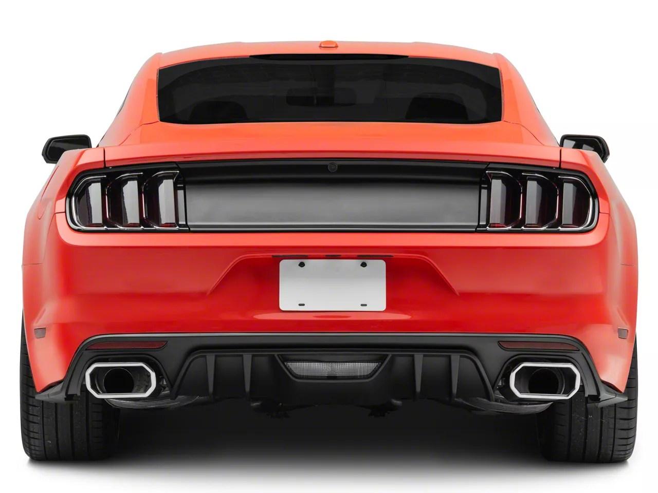 mp concepts octangle exhaust tips for mp concepts quad exhaust rear diffuser 15 17 gt premium ecoboost premium
