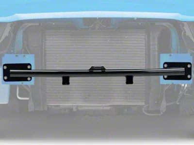 Ford Performance Mustang Tubular Front Bumper