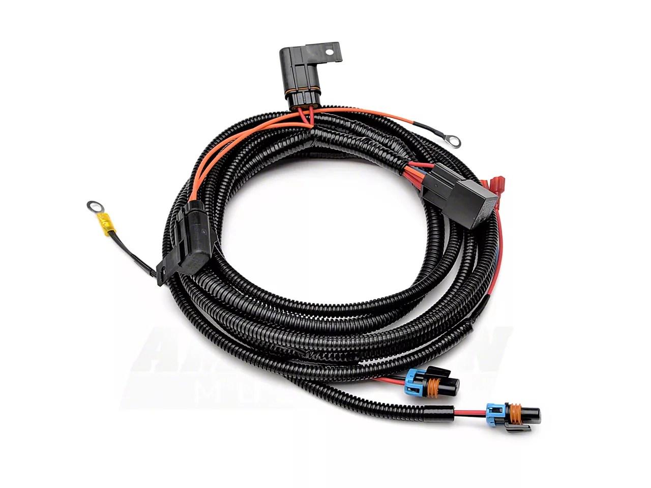 Raxiom Mustang Fog Light Harness 68123 05 09 V6 Free Shipping