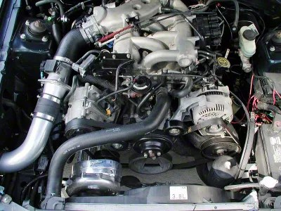 2003 Impala Stock Radio Wiring Diagram Procharger Mustang Stage Ii Intercooled Supercharger Kit