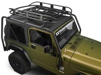 Barricade Jeep Wrangler Roof Rack Basket