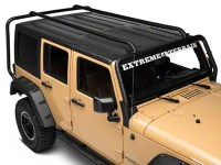 Rugged Ridge Wrangler Sherpa Roof Rack 11703.02 (07-17 ...
