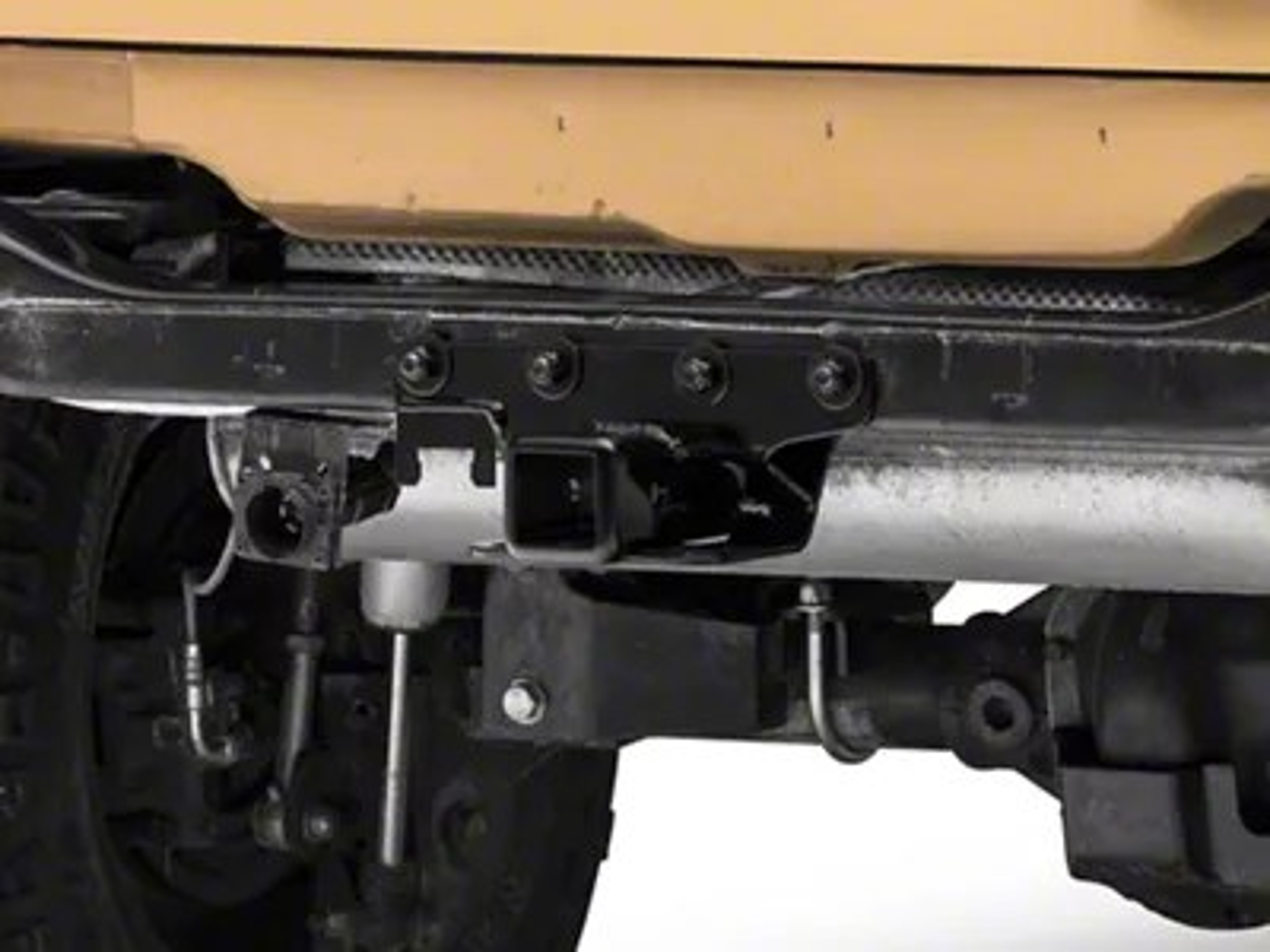 Hitch Wiring Harness Jeep Jk