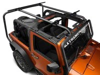 Rugged Ridge Jeep Wrangler Sherpa Roof Rack Kit 11703.21 ...