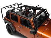 Rugged Ridge Jeep Wrangler Sherpa Roof Rack Kit 11703.22 ...
