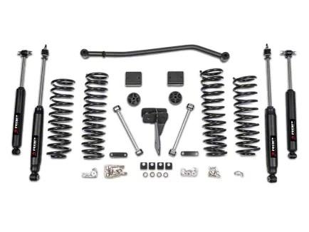 RBP Jeep Wrangler 4 in. Suspension Lift Kit w/ Shocks