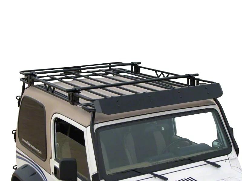 garvin expedition rack crossbar kit for 4 inch high roof rack 66 21 jeep cj5 cj7 wrangler yj tj jk jl