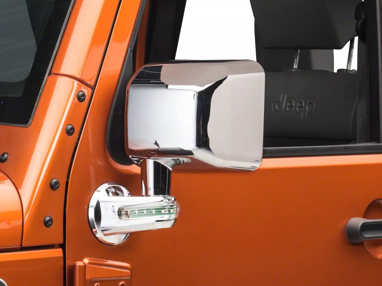 Jeep Mirror Wiring