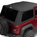 Bestop Jeep Wrangler Trektop Nx Soft Top 56852 35 07 18 Jeep Wrangler Jk 2 Door