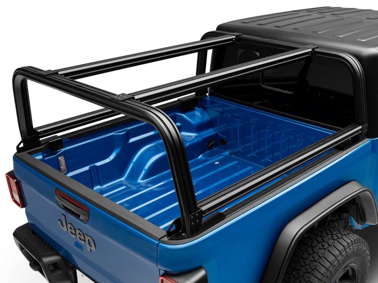 venture tec bed rack 20 21 jeep gladiator jt