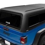 A R E Jeep Gladiator Cx Classic Bed Cap Matte Black Line X Jpgladcxclotr 20 21 Jeep Gladiator Jt