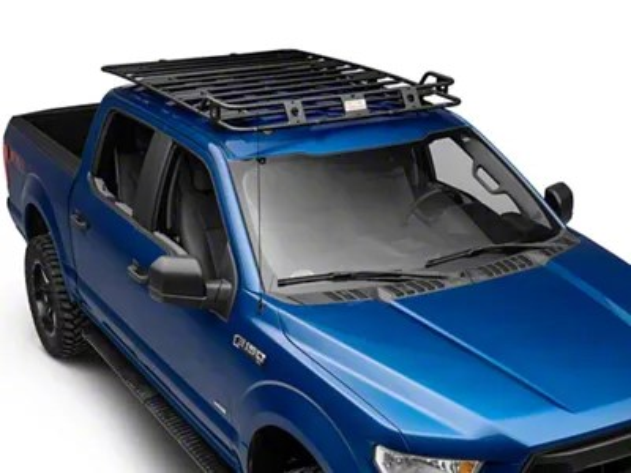 smittybilt defender roof rack 4 50 foot x 5 foot universal fitment