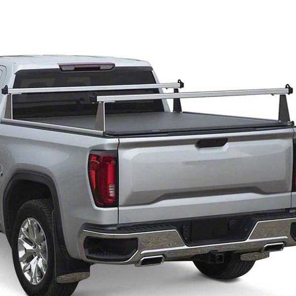 access adarac aluminum m series truck rack black 04 21 f 150 w 5 1 2 foot bed