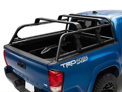 body armor 4x4 overland bed rack 16 21 tacoma w 5 foot bed