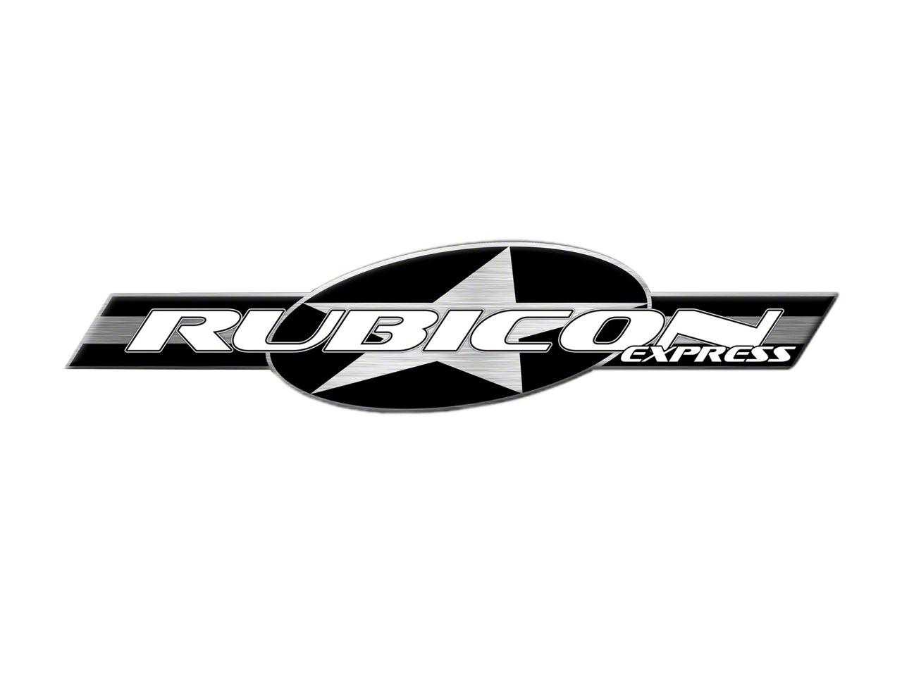 Rubicon Express Wrangler 3.5 in. Super-Flex Lift Kit w/o