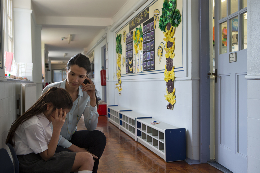 How Teachers Can Help Anxious Children In Their Classroom