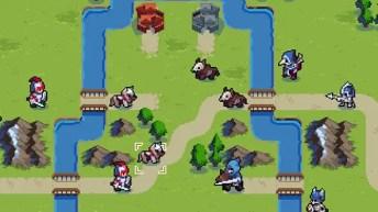 Wargroove gameplay