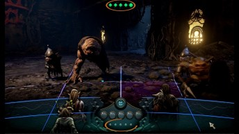 The Bard's Tale IV - Combat Phase