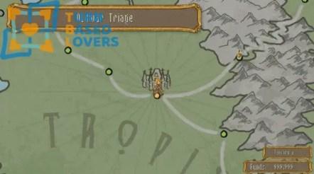 Arcadian Atlas - Pc Turn-based game Map