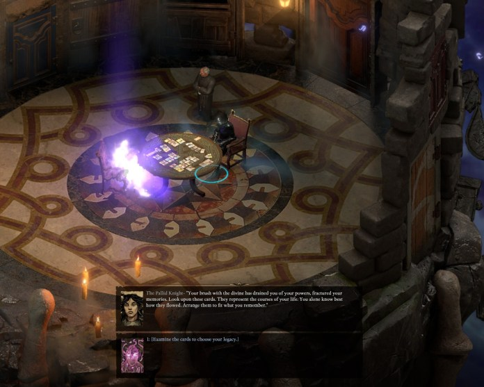 """According to the intro, losing a part of your soul caused partial amnesia. That's how authors tried to make the game more natural for the new player. However, they didn't a good job with the idea. Many dialogs don't account for """"I don't know what a hell is going on here"""" option and require you to guess. Or play the original PoE."""