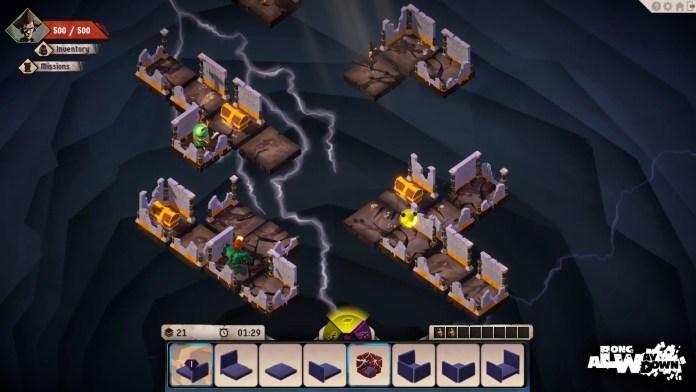 A Long Way Down Dungeon Explorer
