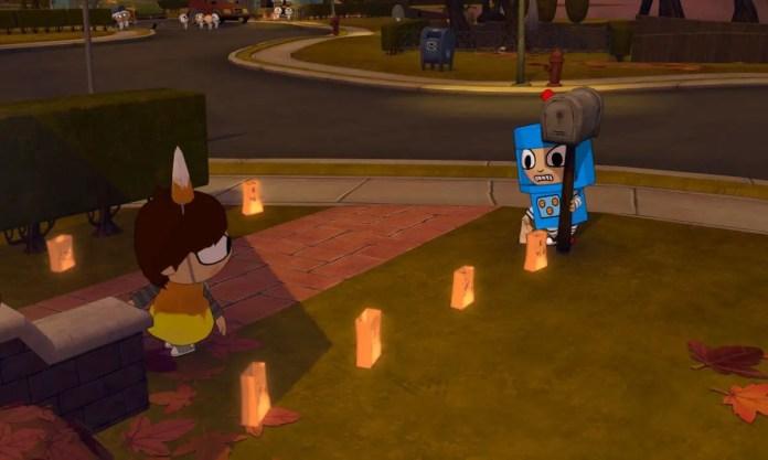 Costume Quest Turn-based Rpg