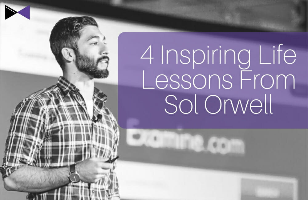 Four Inspiring Life Classes from Sol Orwell