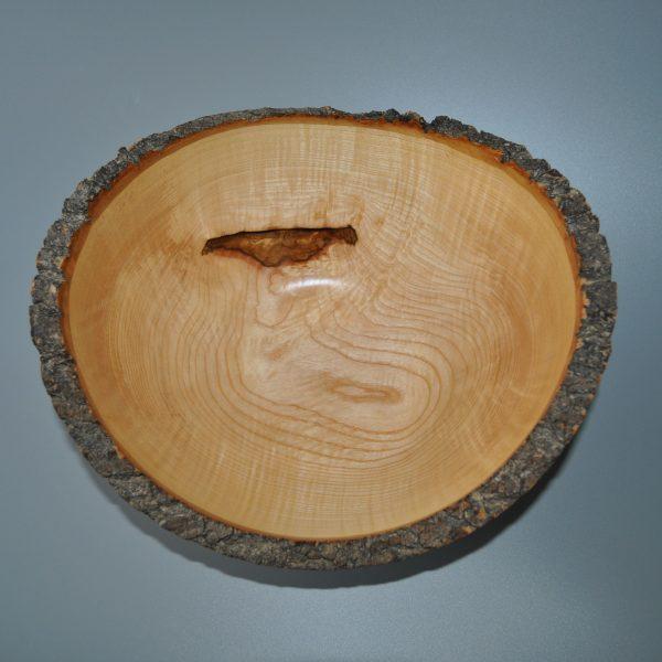 large ash fruit bowl