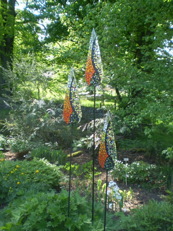 Upcoming Exhibition Sculpture In Garden Turn End
