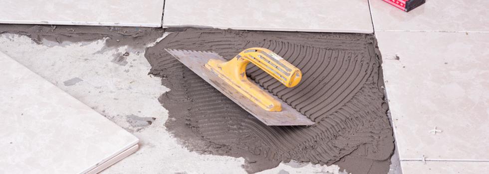 career of a commercial tile installer
